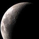 Luna terrestre al 27.9 %,                                Sandro
