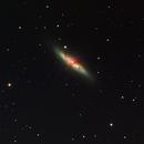 M82 Cigar Galaxy,                                lovechina61