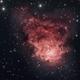 NGC 7538 The Cepheus Star Mega-Factory,                                Ian Gorin
