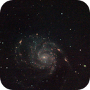 M101 with L-enhance filter,                                Ray Heinle