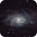 M33 Triangulum Galaxy,                                Bobbair
