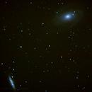 Bodes Nebula ,                                Julian Wessel