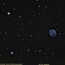 NGC 246 - Skull Nebula,                                Uri Abraham