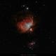 Orion nebula,                                Svennie46