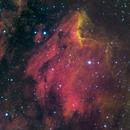 IC5070 - Pelican Nebula - HSO,                                Kyle Pickett
