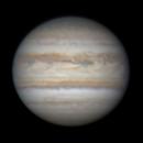 Callisto Exits Eclipse,                                Chappel Astro