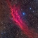 California Nebula - LRGB,                                Hytham