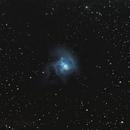 NGC7023 Nébuleuse de l'iris,                                Bokou