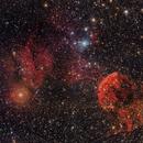 IC443 Nebulosa Medusa,                                Ernesto Arredondo
