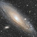 Andromeda Galaxy - M31,                                PieroRomano