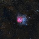 Nebulosa Trífida,                                Rodrigo González...