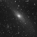 M31 (short exposures),                                GreatAttractor