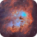 IC410 - Tadpole Nebula,                                Rey Hernandez