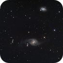 NGC3718/Arp214,                                John Kulin