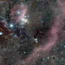 Horsehead and Barnard's Loop,                                Ray Heinle