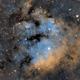 NGC7822 - Skull Nebula,                                midnight_lightning