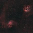 IC405 Spider and Tadpole nebulae,                                Aaron