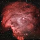 NGC 2174 (Monkey Nebula),                                AstronoSeb