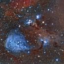 IC447 IC446 NGC2245 NGC2247,                                ++SiMoN++