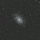 M33: Triangulum Galaxy,                                orangemaze
