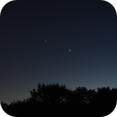Lune Venus Jupiter,                                Alain DE LA TORRE
