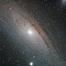 M31 - ANDROMEDA,                                ROCH LEVESQUE