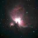 M42 Orion Nebula,                                Håvard Kinnerød