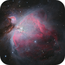 M42 Orion Nebula,                                Doug Summers