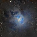 NGC 7023,                                Patrice RENAUT