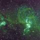 The Statue of liberty nebula (NGC 3576)  LSHO,                                Nikola Nikolov