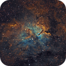 NGC 6820,                                Samara