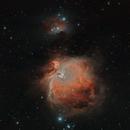 M42 - Great Orion Nebula,                                Maximilian