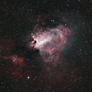 M17,  The Swan Nebula,                                Steven Bellavia