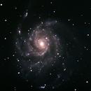 M101 - Pinwheel Galaxy,                                Jamie
