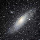 Andromeda-Galaxie,                                ursus007