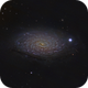 M63 Sunflower Galaxy at 1980mm 2020,                                Bob Stevenson