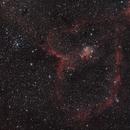 The Heart Nebula,                                Damien Cannane