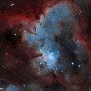 IC 1805 - Heart of Heart Nebula,                                Murat SANA