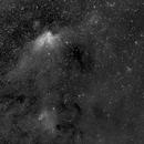 Wizard Nebula Area, Ha,                                Stephen Garretson