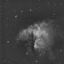 NGC 281. Pacman Nebula,                                Karl