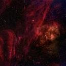 Sh2-115 & 116 in NB-RGB,                                Jim Lindelien