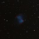 NGC 685З - Dumbbell Nebula (M27),                                larisann