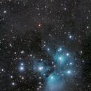 M45 - Pleiades,                                RobinD