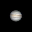 Jupiter and redspot 9-09-21 gif,                                chuckp