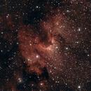 Cave Nebula SH2-155,                                Everett Lineberry