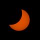 Eclipse Solar ,                                José Mª Mendoza