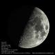 Luna con Skywatcher AC 120/600mm 20150625,                                Juan A. Navarro