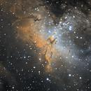 M16 in DuoBand,                                starfield