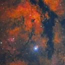 IC1318 NGC6910,                                Juan José Picón