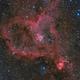IC1805 - Heart Nebula,                                Marco Favro
